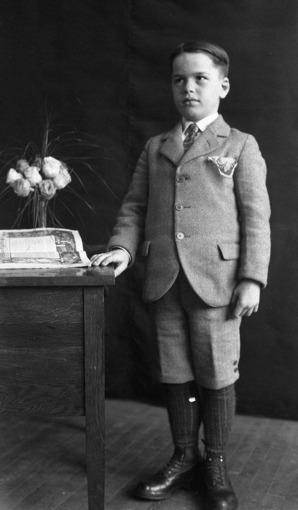 Un élève 1928-1929